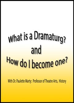 Dramaturg