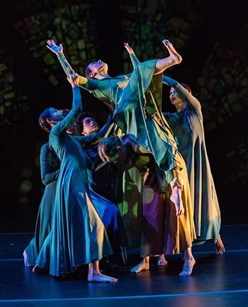 Appalachian Dance Ensemble Photo by Lynn Willis