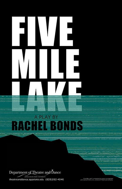 Five Mile Lake poster